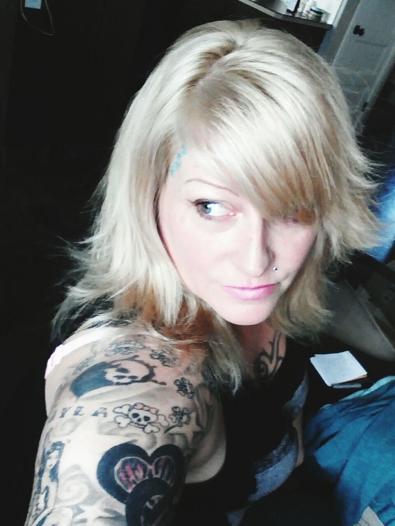 Blonde Hair Blondie Saturday First Eyeem Photo