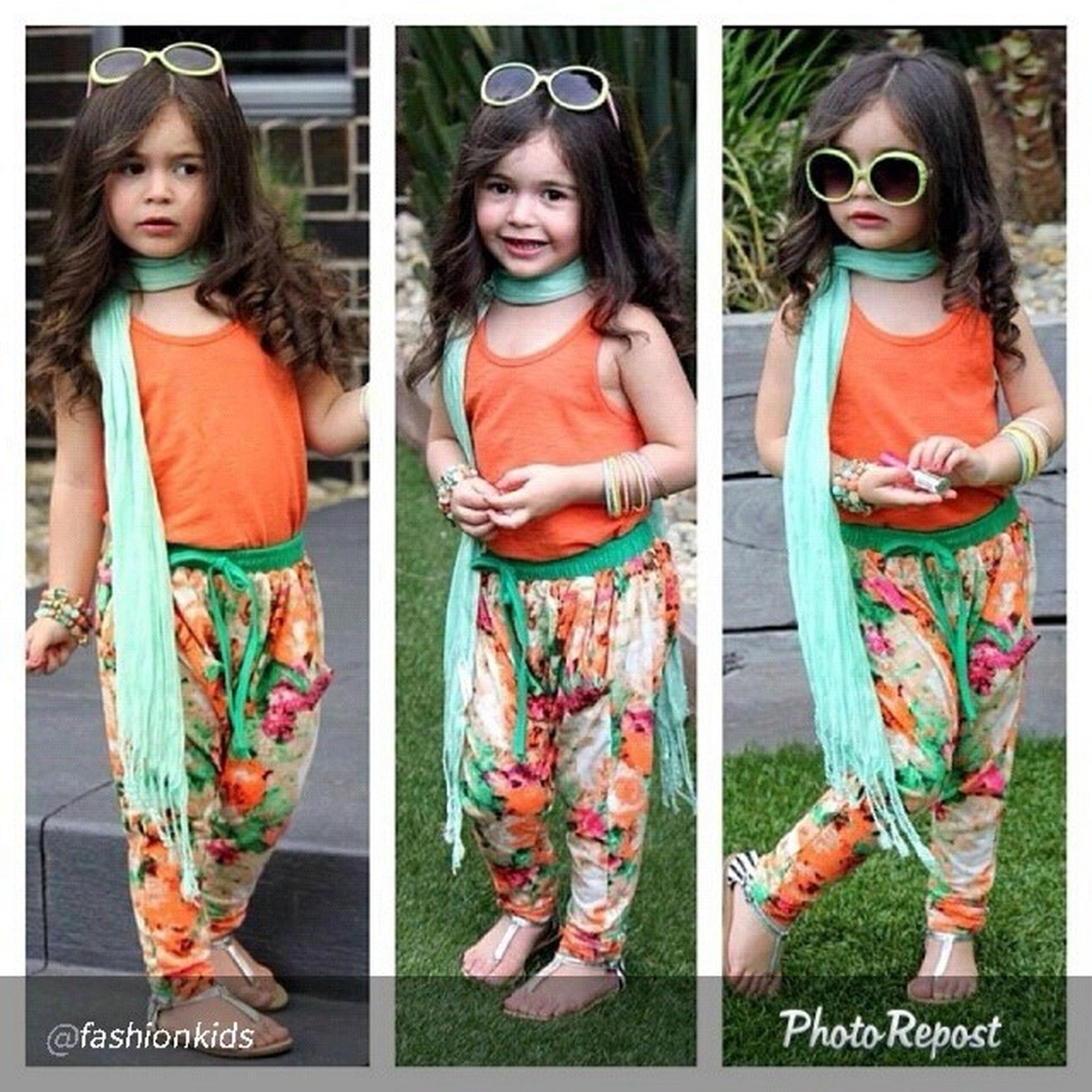 CRAZY!!? I so love the outfit and cant wait my little princess to be like her. ???????? Fashionbaby Fashionprincess Soon LikeMother likedaughter check ?