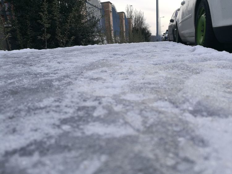 It's crazy, pavement should be defrosted. I walked on the road instead of breaking my legs... No People Outdoors Cold Temperature Winter Ice Purity Urban Urban Lifestyle Pavement Sidewalk Path ıce Slide Slippery Slippery Roads Watch Out! Be Careful Crazy Wintertime Anger Focus On Background Purist No Edit No Filter The Purist ( No Edit, No Filter ) Adapted To The City EyeEmNewHere