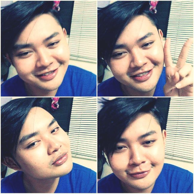Pabebe!! Haha LoL Relaxing That's Me