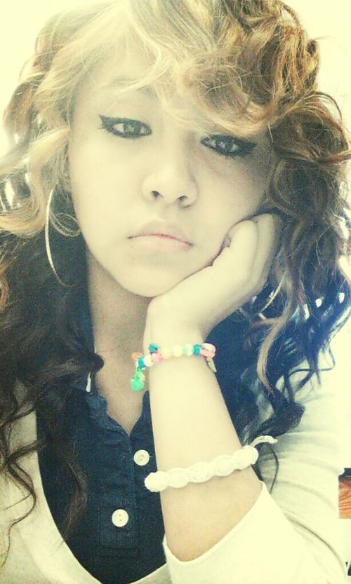 in class not paying attention /.~