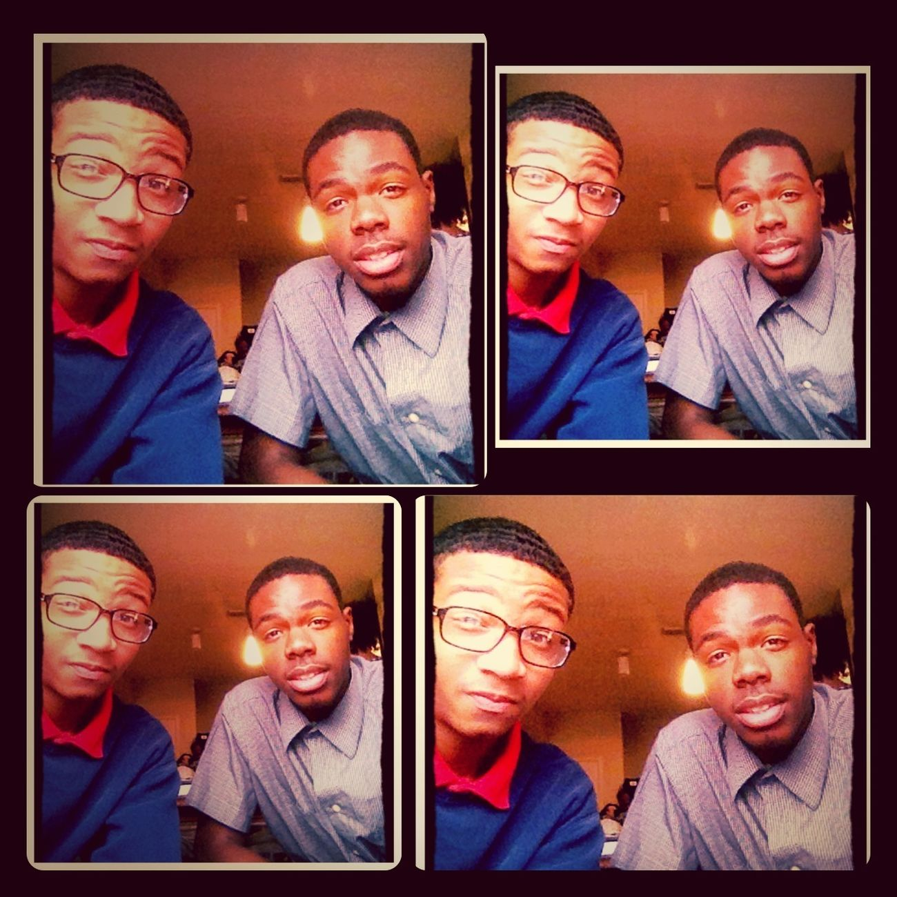 Me N My Brother Nones Look Alike Lol