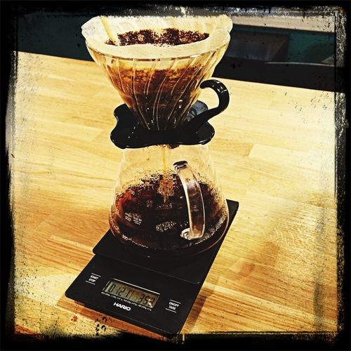 First V60 of the day :)