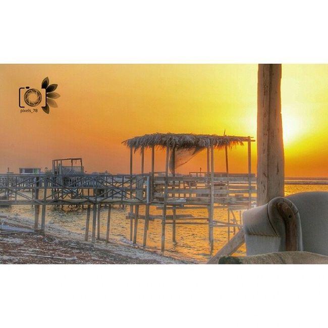 سبحان الله رب المشارق والمغارب Sun Set Summer Cool_pic Hut HD Instamood Instagram Instapic Insta