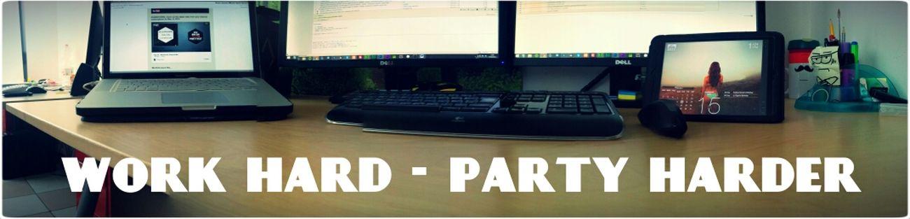 Mydesk @work WORKHARD Codehard