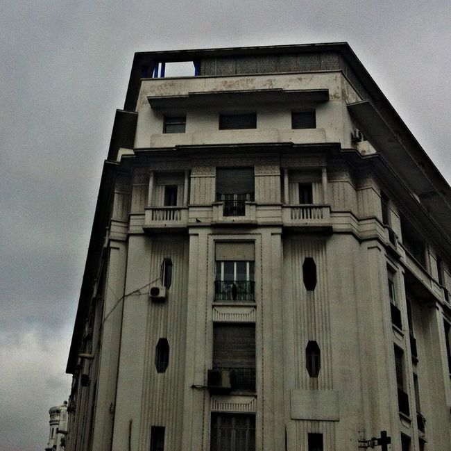 Casablanca Tiitswi Architecture Art Deco Architecture
