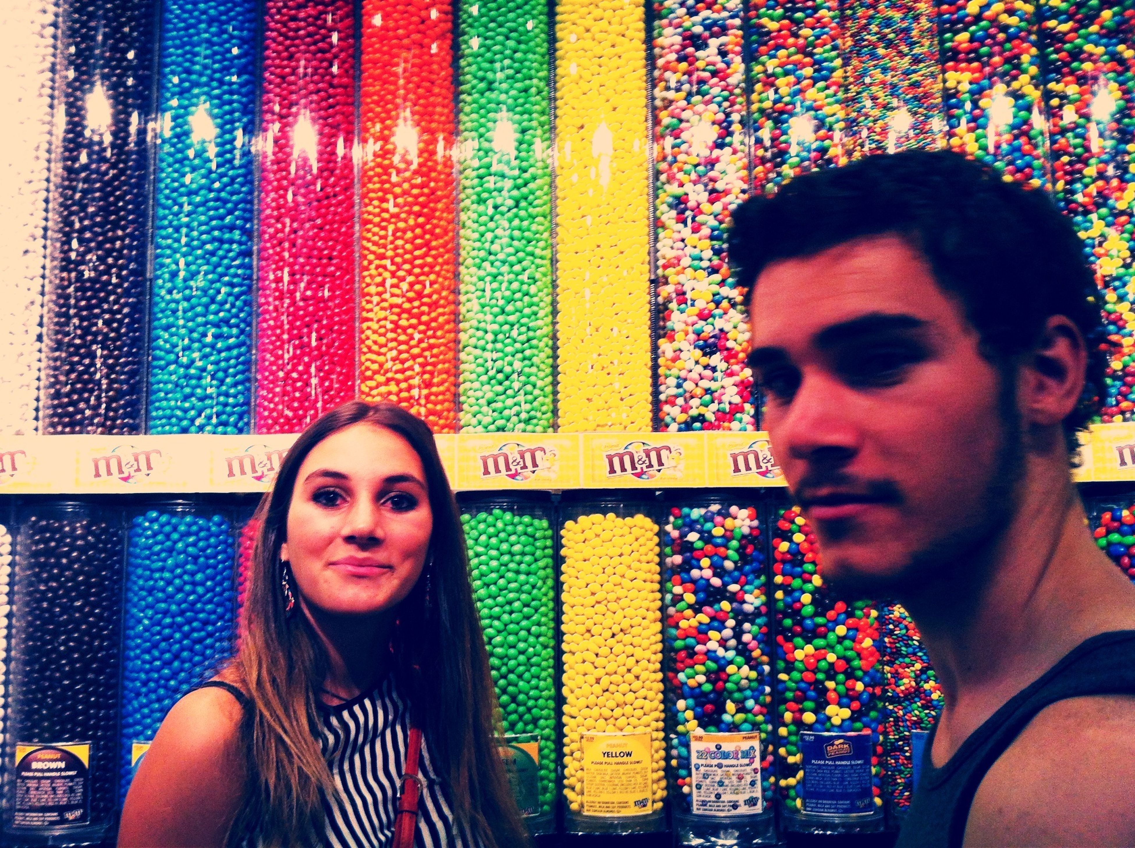 M&M's World !
