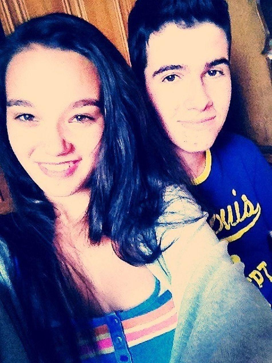 me and my boyfriend *•*