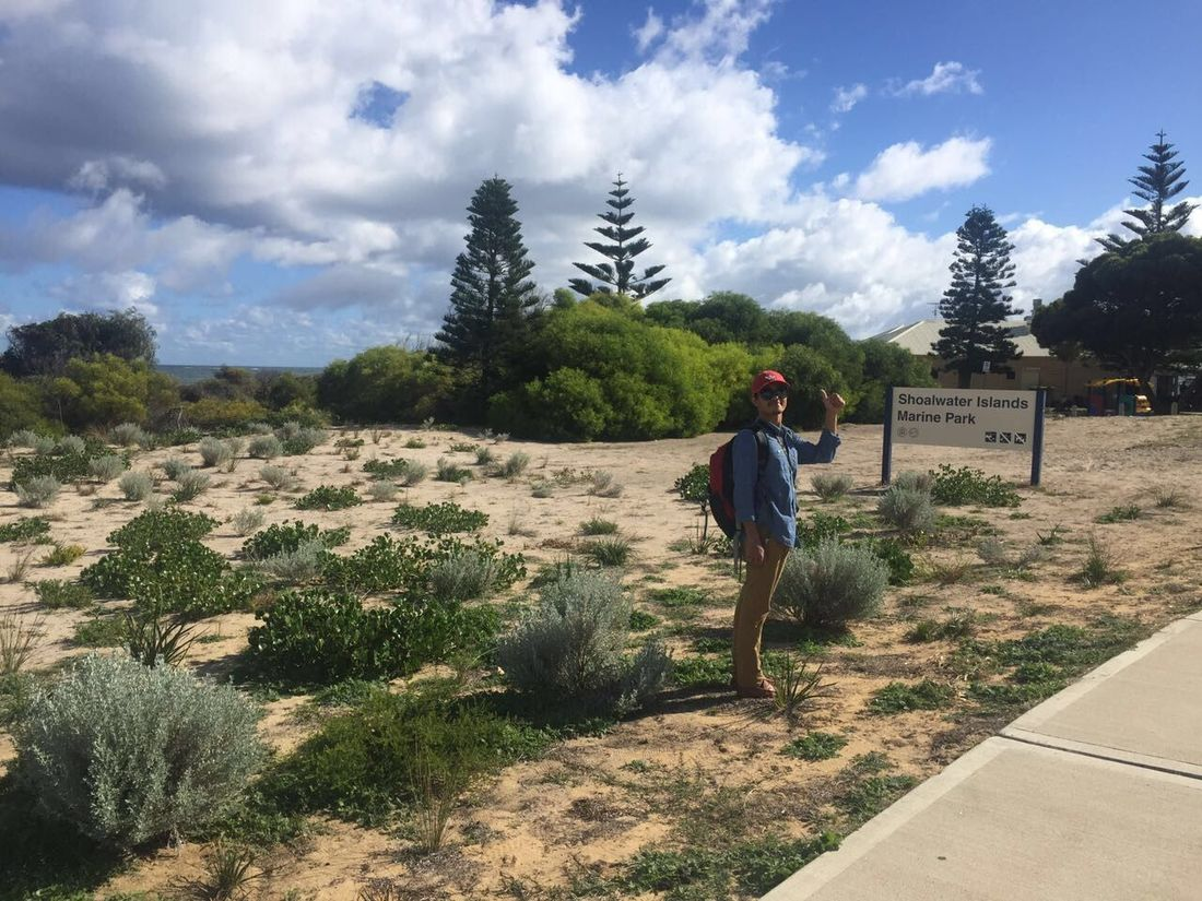 The Journey Is The Destination On The Way Shoalwater Australia Western Australia Perth Penguin Island Backpacking