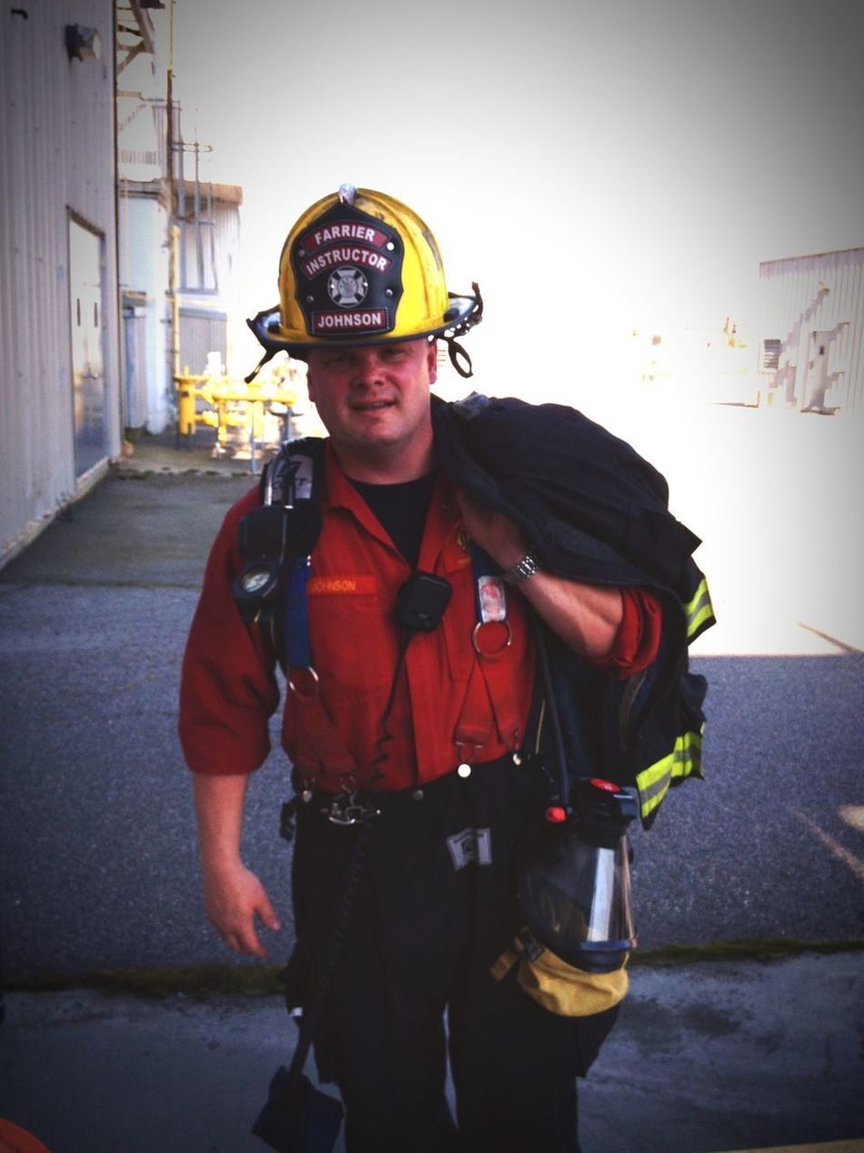 After a burn Full Length This Week On Eyeem Firefighter FireFighting  Firefighters Firefighter Swag Looking At Camera Instructor FireFighting  This Is Me Teaching