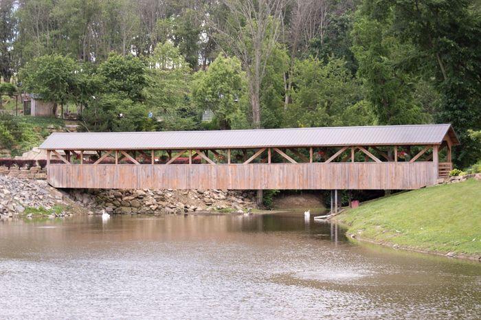 Covered bridge Covered Bridge Farm Life