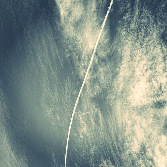 TakeoverContrast Vapor Trail Full Frame Backgrounds Close-up Softness Texture Day Fragility Freshness Beauty In Nature Grey