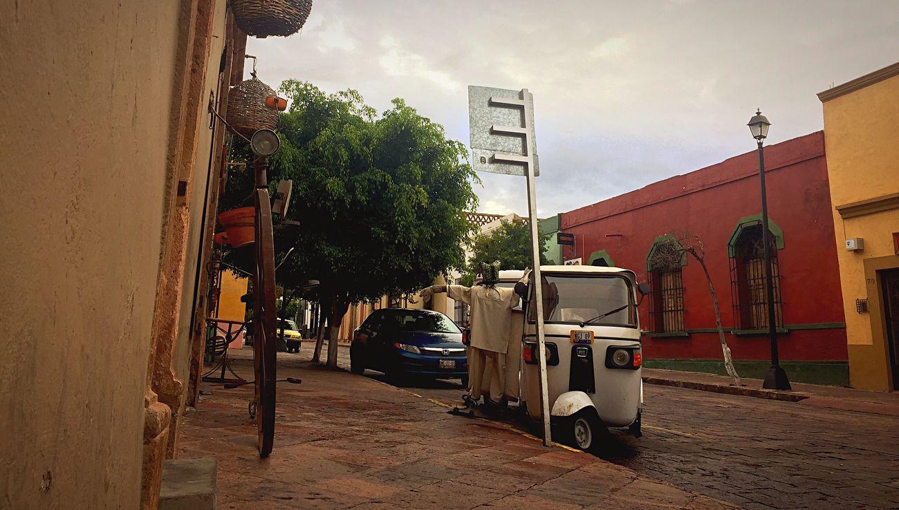 Caminata Caminar Ejercicio Cardio Decoracion Calle Adoquinada Querétaro Clima Agradable Tempranoporlamañana