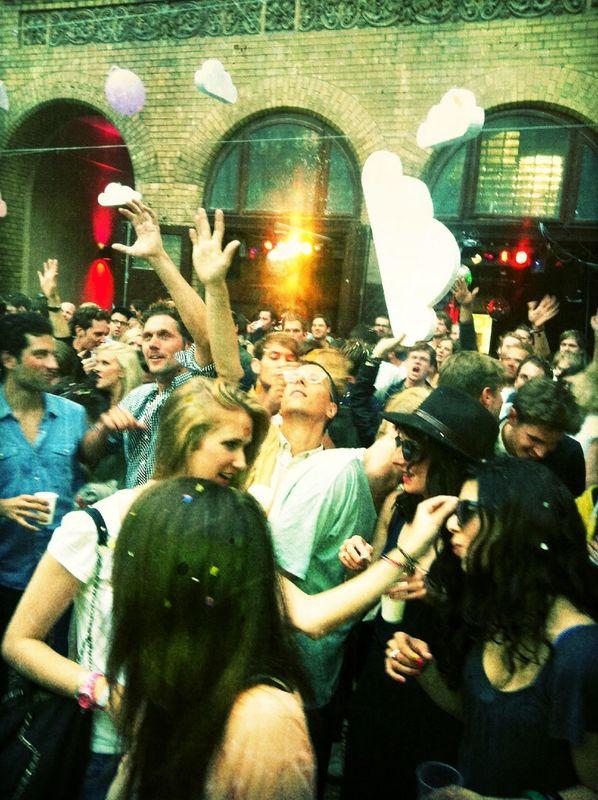 SoundCloud EyeEm summer party 1000 days of #Soundcloud by miqua