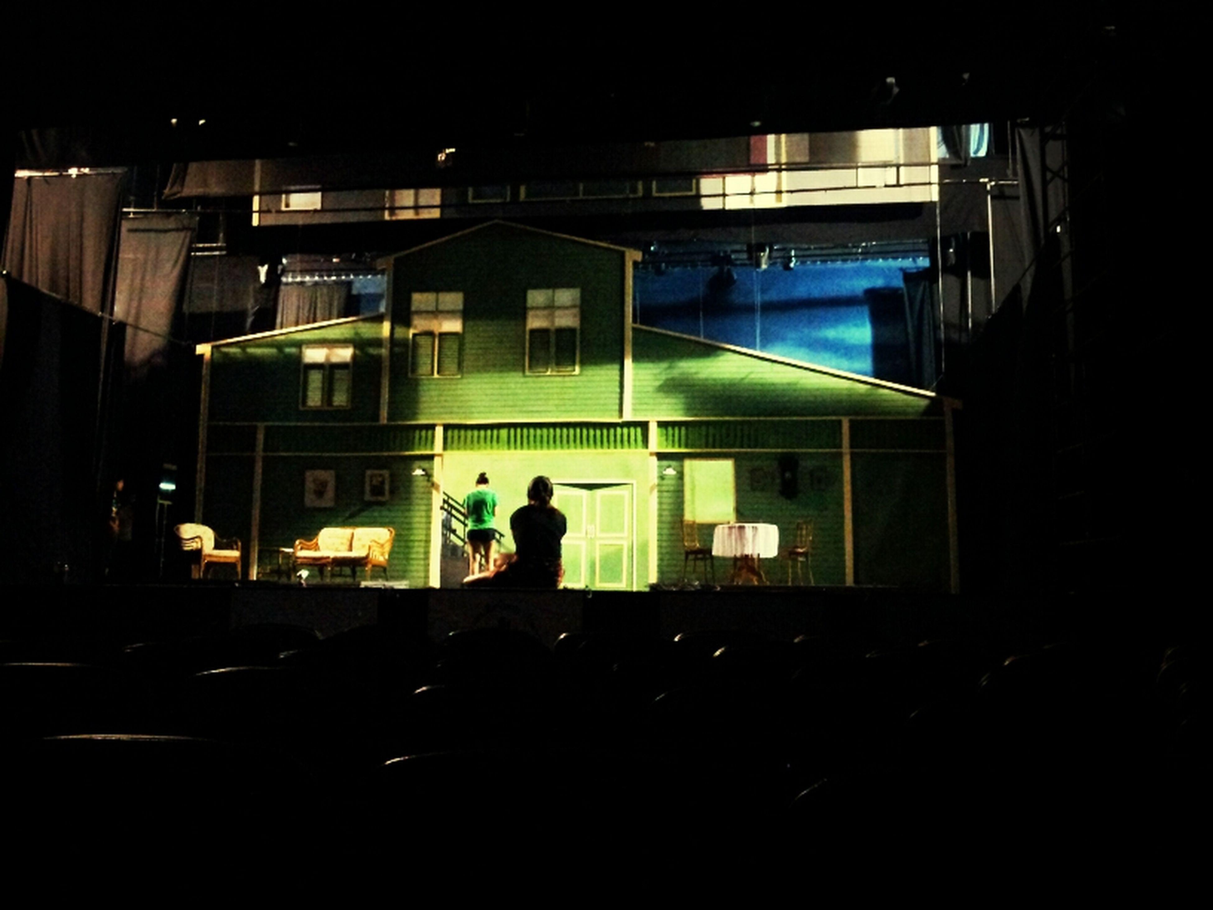 Checking In M Theatre Dreamboxtheatre