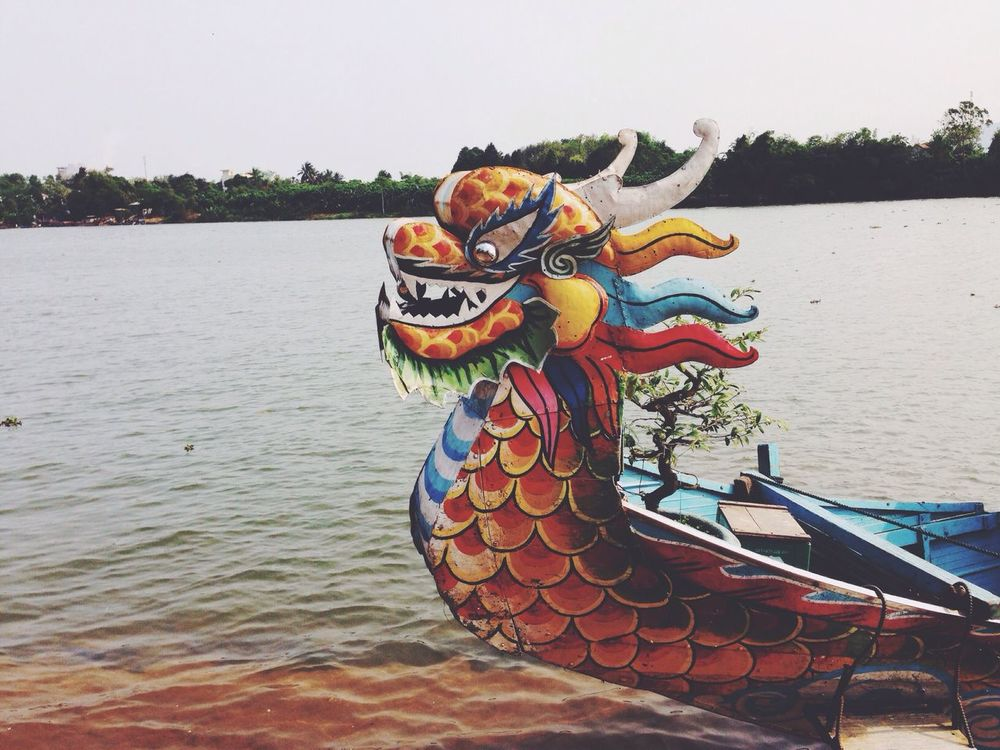 Dragon boat. Huế city, Việt Nam Dragon Ilovetravel ILoveVietNam Huecity Sobeutiful
