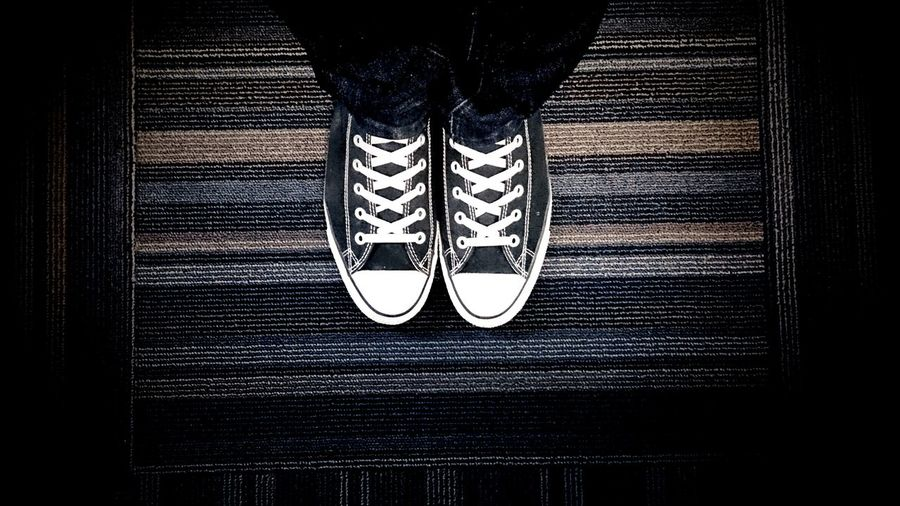 Converse Shoes Carpet First Eyeem Photo