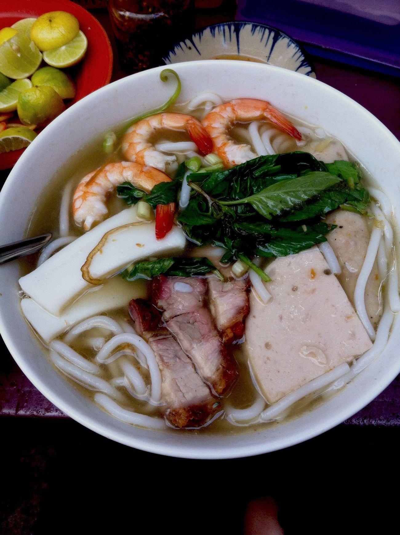 Vietnamese Food Breakfast
