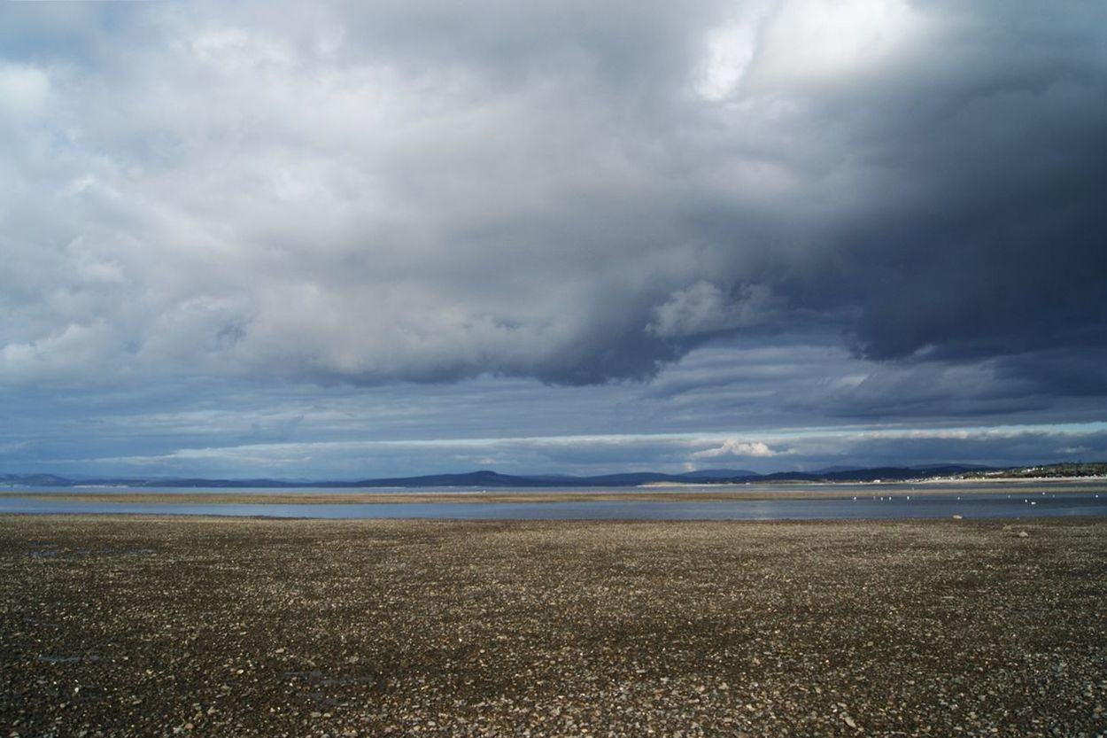 Atmospheric Mood Beauty In Nature Blue Calm Cloud Cloud - Sky Cloudscape Cloudy Day Dramatic Sky England Explore Great Britain Idyllic Lancashire UK Majestic Morecambe Morecambe Beach Nature Sea Seascape Seaside Sky Tourism Water
