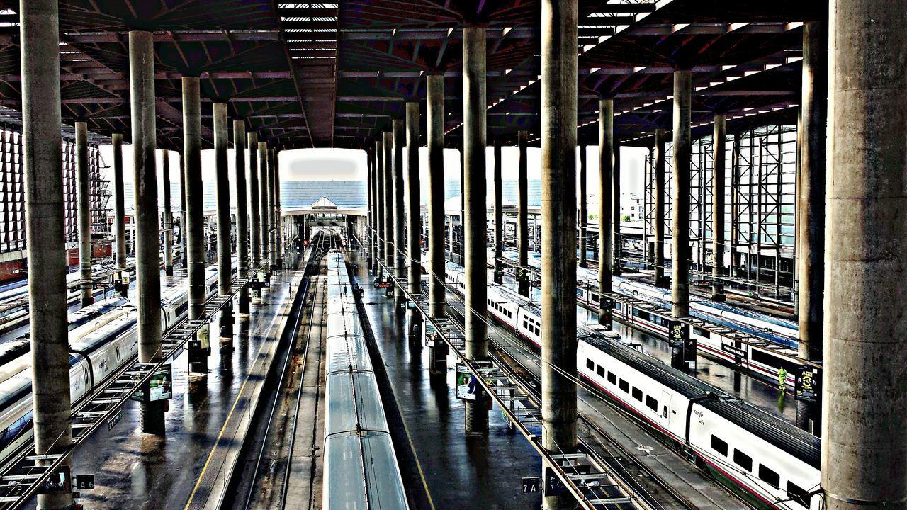 Estación De Tren Atocha