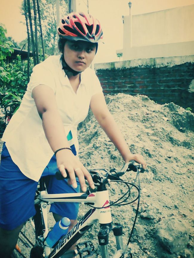 On Your Bike Enjoying Life Taking Photos Nepalipeople😊 Nepaligirls Sikkim That's Me