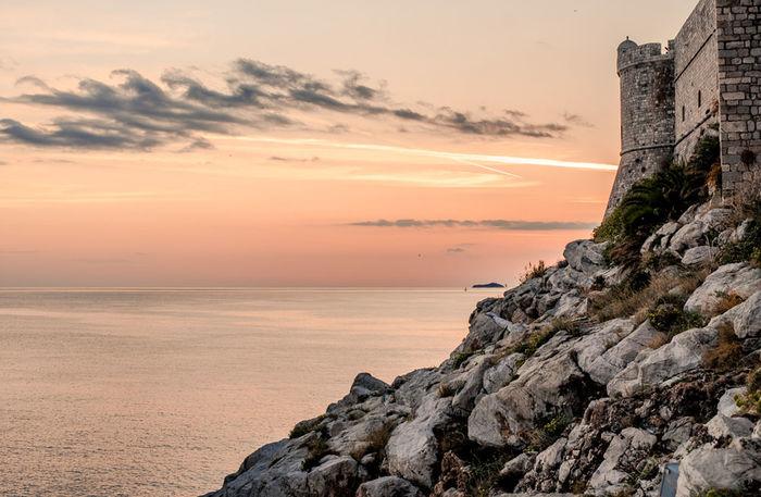 Dubrovnik King's Landing Croatia Europe Travel