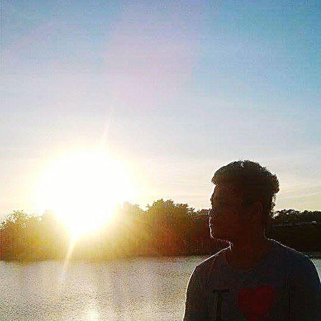 Sunset Nueva Ecija Boyfriend Eyeem Philippines Eyemcaptured Bonding Vacation 042715 Captured By Me Captured Moment