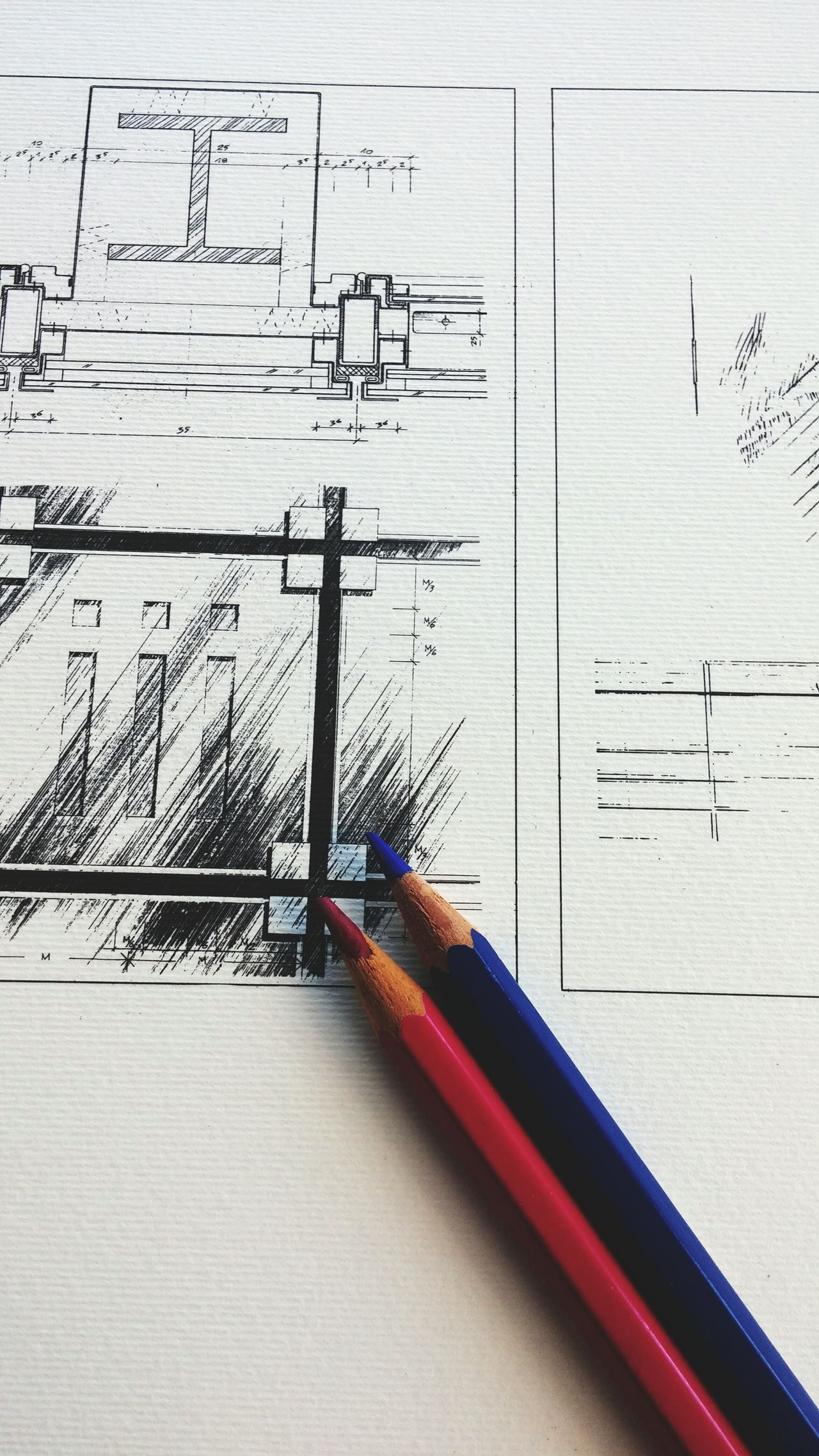 Beautiful stock photos of sketch, Art, Art And Craft, Colored Pencil, Craft Product