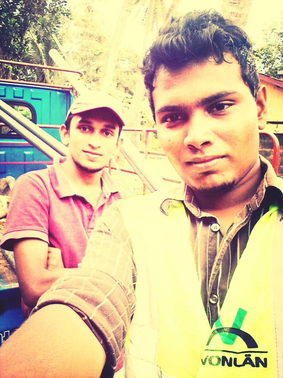Poya Day Site Work Rain Rain Go Away... Hehe so much in my mind... But First Let Me Take A Selfie