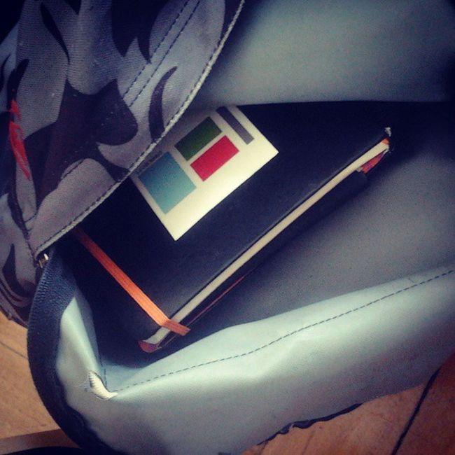Packing my bags! Até segunda :) Estagio Tv Televisao Canal180