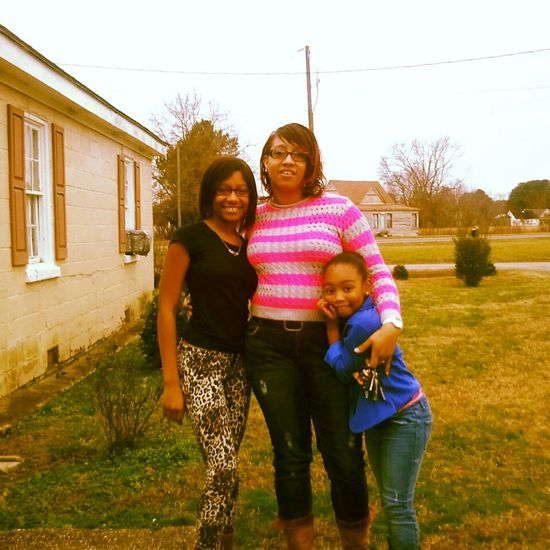 me my mama & like cousin