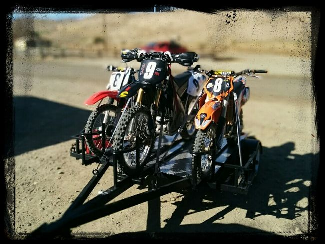Motocross Cannondale Mx Los 3 Caballeros -