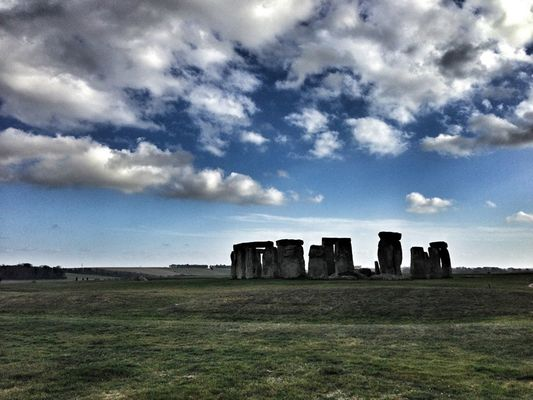 eye4photography  at Stonehenge by Chris