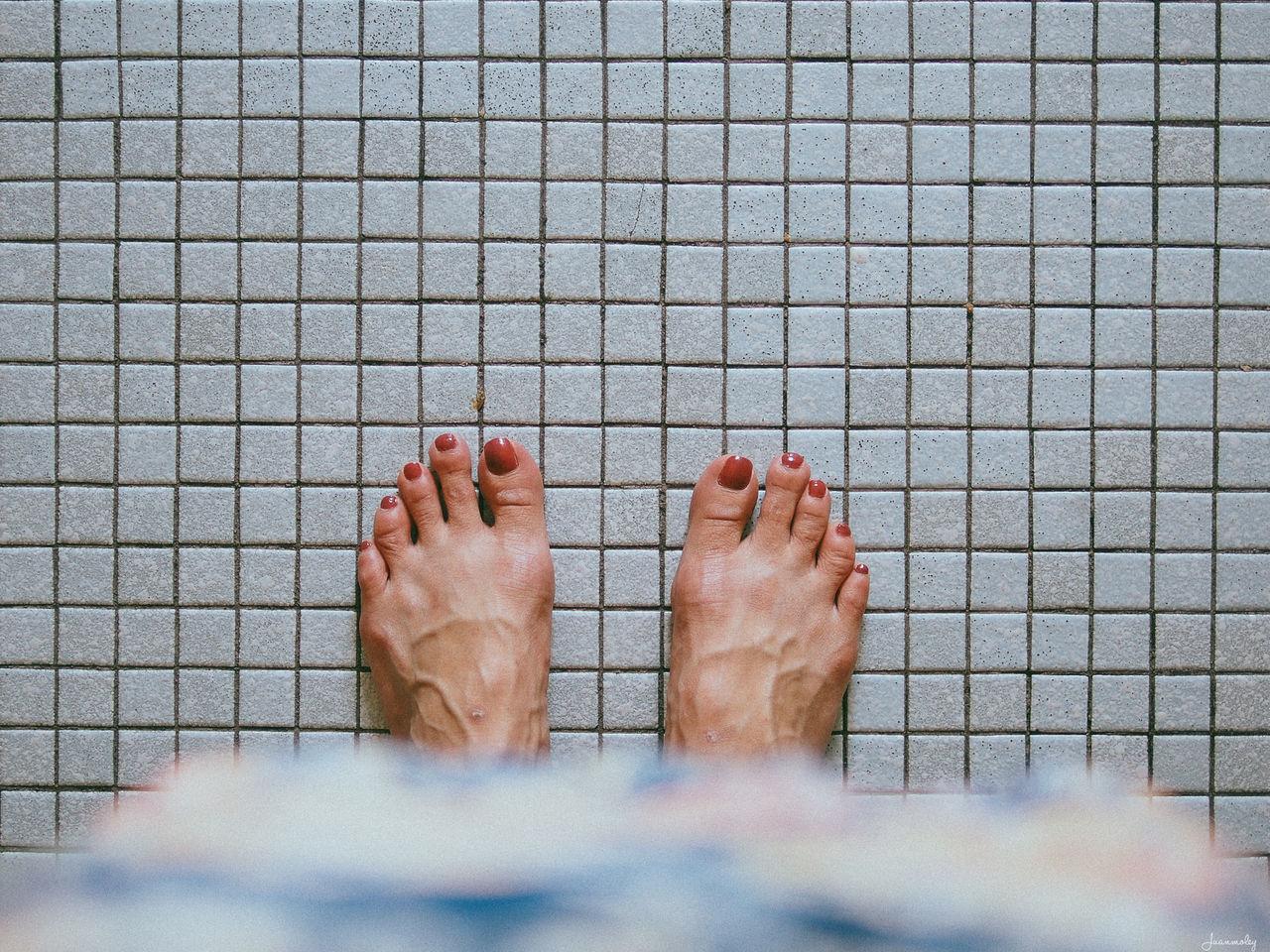 Veins Varicose Veins Tiles Nostalgia Vintage Feet