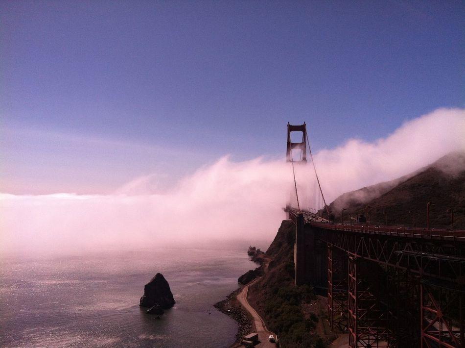 International Orange TheMinimals (less Edit Juxt Photography) The Fog... WeatherPro: Your Perfect Weather Shot