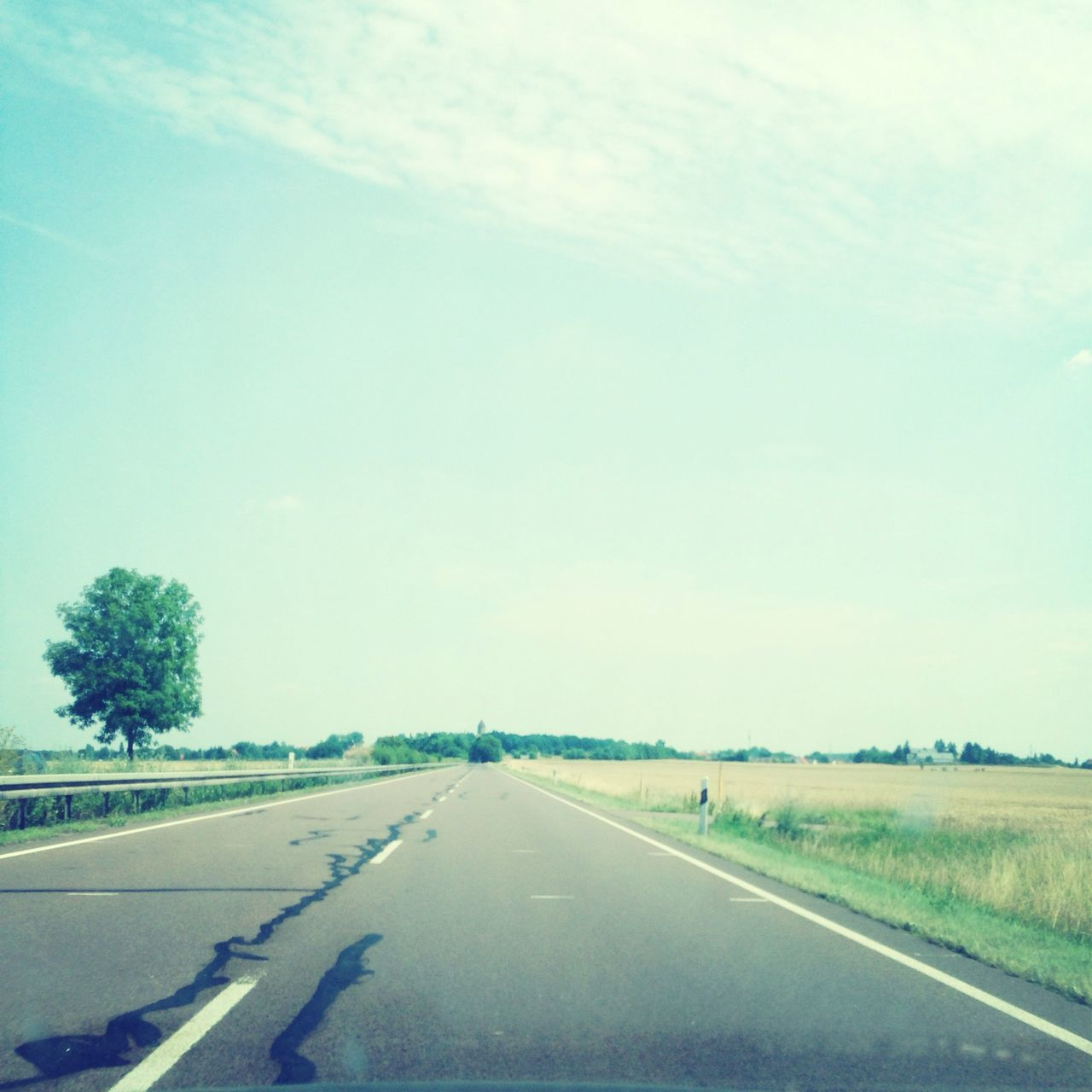 Beautiful stock photos of road, Beauty In Nature, Braschwitz, Day, Direction