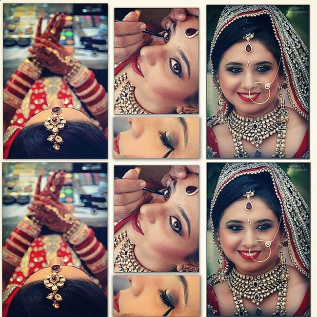 Gagans_photography Wedding Portfolios Instachandigarh Diwali2014 Perfect Bride