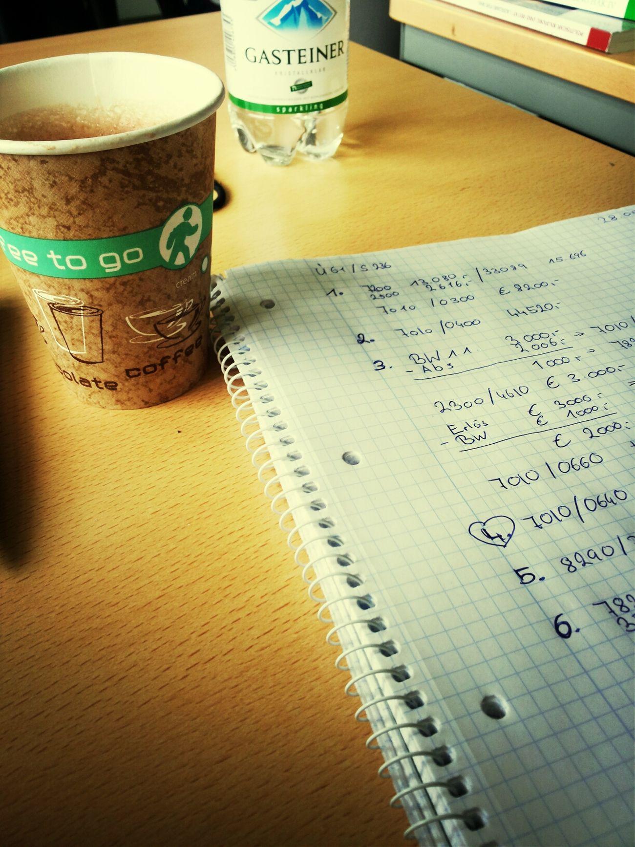 School Rechnungswesen ;) Lernen Kakao