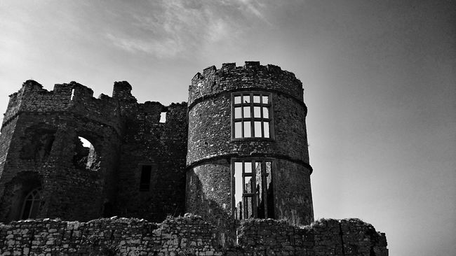 Carewcastle Historical Building Historic Castle Blackandwhite Blackandwhite Photography Architecture Arcitecture_bw Historical Sights