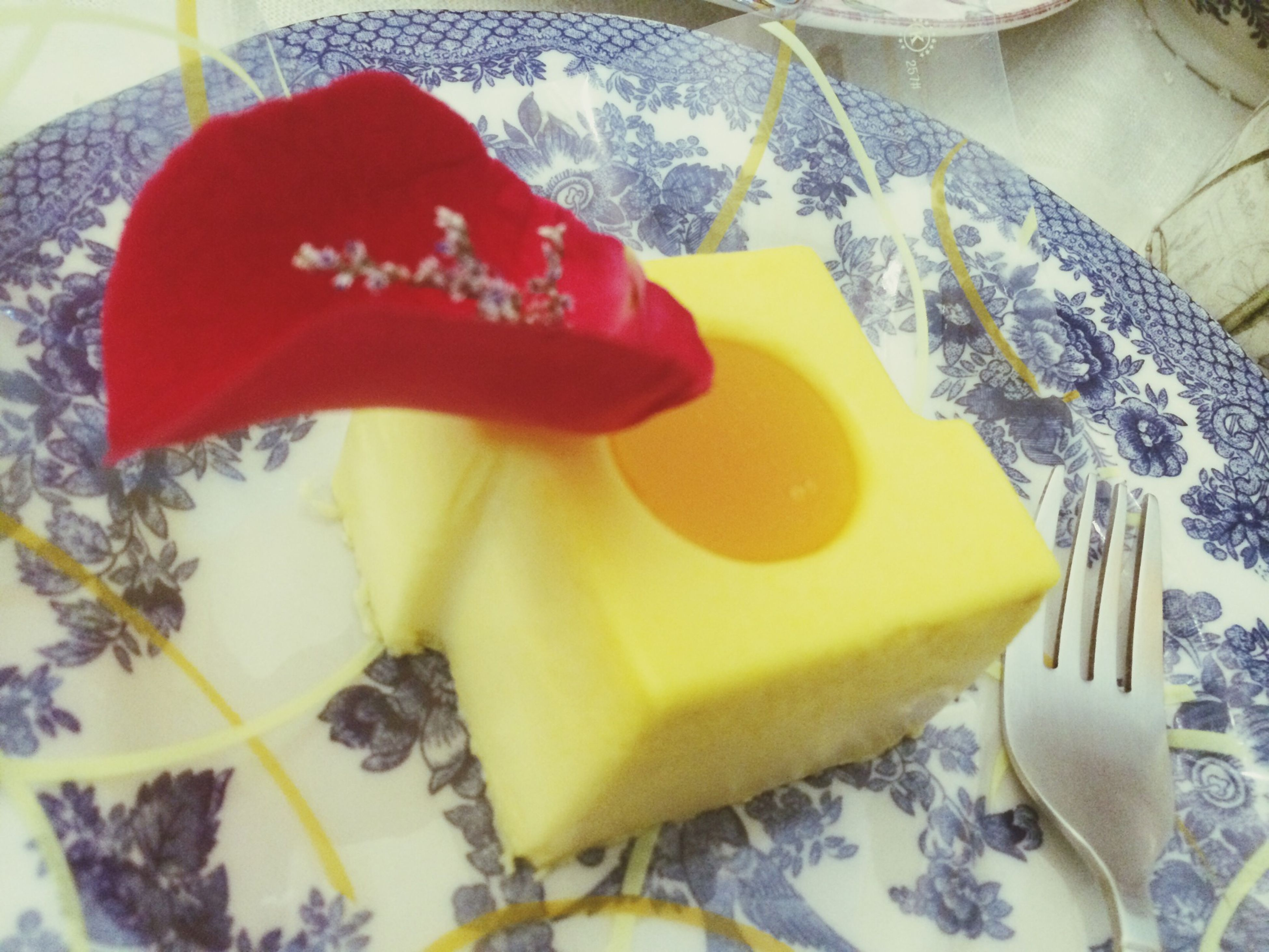 indoors, yellow, close-up, still life, high angle view, red, no people, fabric, multi colored, table, plastic, flower, day, textile, home interior, white color, freshness, creativity, absence, sunlight