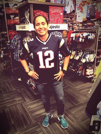 Ya tengo mi jersey!!! :D