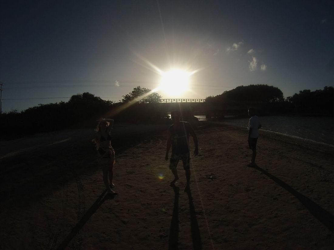 Sunset Gopro Nofilter Love