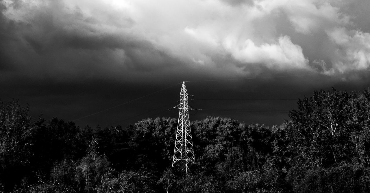 //revelation Electricity  Tree Sky Cloud Power Whires Poland Europe Nikon Nikonphotography Sun Atumn TakeoverContrast Overnight Success MonochromePhotography Focus Object The Great Outdoors - 2017 EyeEm Awards