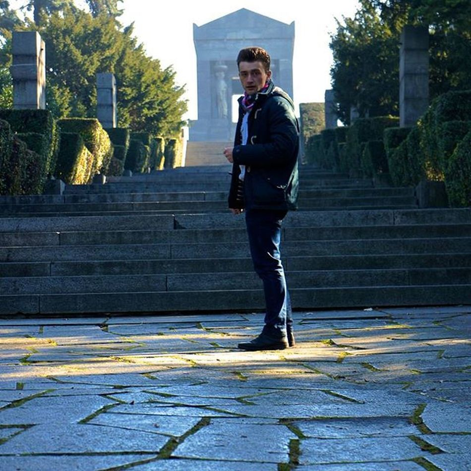 Serbia Belgrad Avala Monumentofunknownsoldier Autumn Sunnyday Placetovisit TripAdvisor Instatravel Vscocam VSCO Igers PicStich  Shot