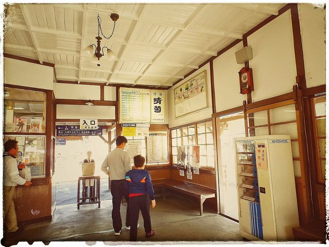 Time has stopped here.。From ca.1911 to WWII and no renovation nor any change in this station. 戦後から、現在もこの駅だけが変わっていない。時が止まったまま...。「 ストックから / from my stock files (^^;; 」   Location: 長瀞駅・埼玉県秩父郡長瀞 ( Nagatoro Station ・ Oaza, Nagatoro, Chichibu-gun, Saitama-prefecture   長瀞 長瀞駅 レトロ レトロなノイズシリーズ レトロな建物 Nagatoro Nagatoro,saitama,japan Local Life Localscene Retro Retrorevival Retro Station Train Station Century Old Timeless Take Me Back Vintage At Its Best  From The Old Days! Lol From My Point Of View EyeEm Best Shots From My Perspective EyeEmNewHere EyeEm Gallery Olympusinspired Olympus Photography