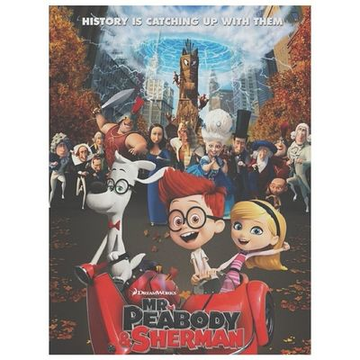 """No doubt about it, every dog should have a boy!"" ? ★★★☆☆ Mrpeabody Sherman PennyPeterson Leonardodavinci"