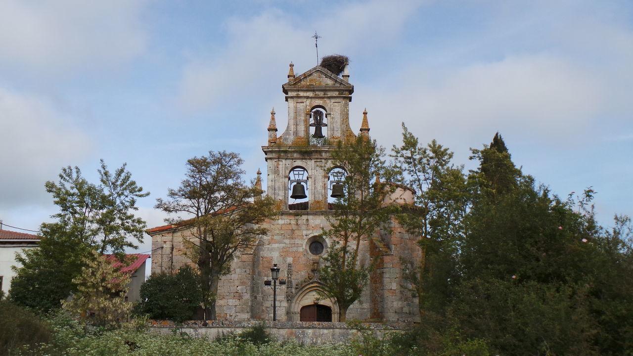 Camino CaminodeSantiago Church El Camino De Santiago Glocken Glockenturm Jakobsweg Kirche Kirchturm Religion Way Of Saint James Bell Tower Pilgrimage Pilgern