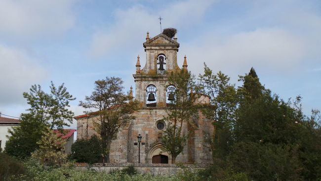 Camino CaminodeSantiago Church El Camino De Santiago Glocken Glockenturm Jakobsweg Kirche Kirchturm Religion Way Of Saint James Bell Tower Pilgrimage Pilgern