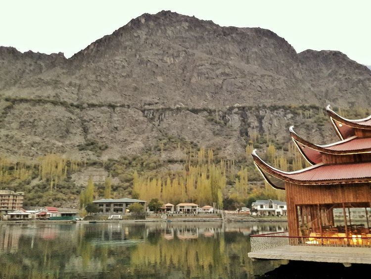 The Architect - 2017 EyeEm Awards Landscape Mountain Lake Travel Destinations Nature Skardu Pakistan