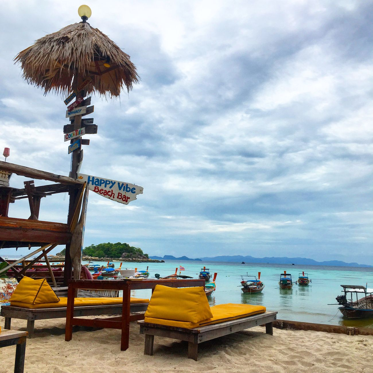 Relaxing Taking Photos Chillaxing Traveling Lipe Island Thailand Enjoying Life